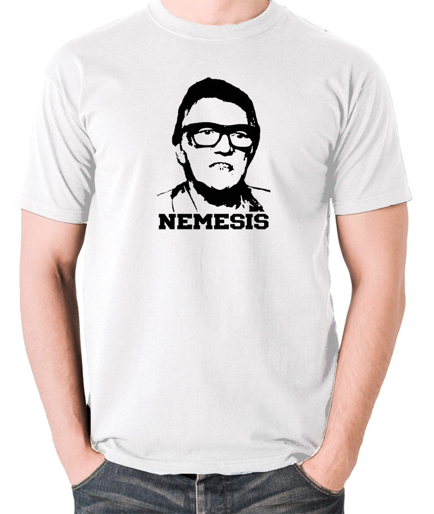 Snatch - Brick Top, Nemesis - Men's T Shirt - white