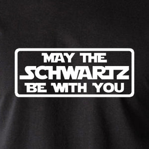 Spaceballs - May The Schwartz - Men's T Shirt
