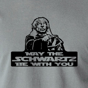 Spaceballs - Yogurt, May The Schwartz Be With You - Men's T Shirt