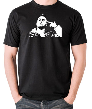 Taxi Driver - Travis Bickle - Men's T Shirt - black