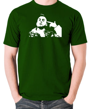 Taxi Driver - Travis Bickle - Men's T Shirt - green
