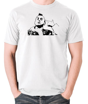 Taxi Driver - Travis Bickle - Men's T Shirt - white
