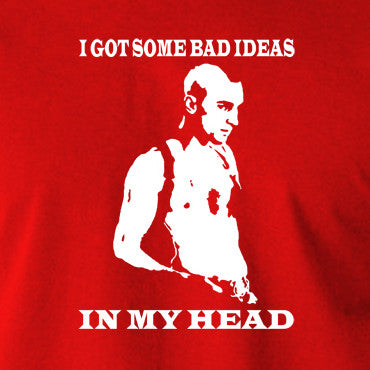Taxi Driver - Travis Bickle, I Got Some Bad Ideas In My Head - Men's T Shirt