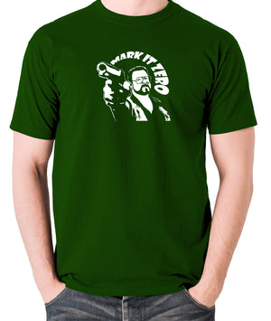 The Big Lebowski - Mark It Zero - Men's T Shirt - green