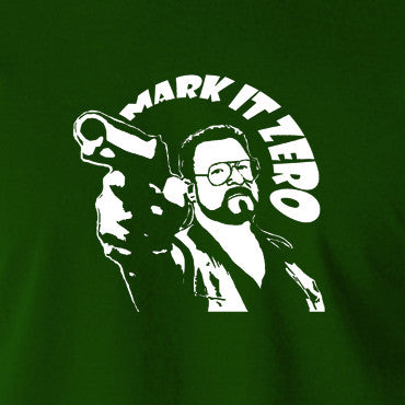 The Big Lebowski - Mark It Zero - Men's T Shirt