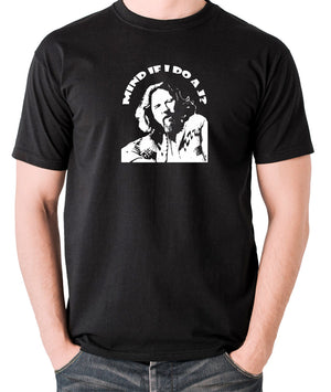 The Big Lebowski - Mind If I Do a J - Men's T Shirt - black
