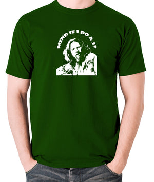 The Big Lebowski - Mind If I Do a J - Men's T Shirt - green