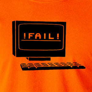IT Crowd - Fail - Men's T Shirt