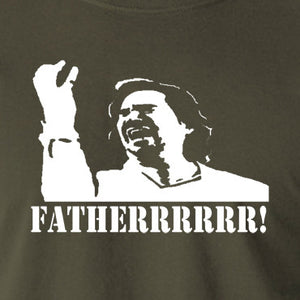 IT Crowd - Douglas, Fatherrrrr - Men's T Shirt