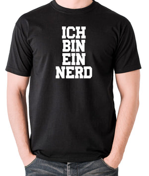 IT Crowd - Ich Bin Ein Nerd - Men's T Shirt - black