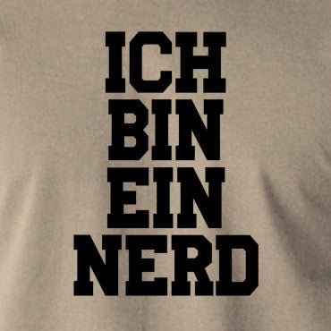IT Crowd - Ich Bin Ein Nerd - Men's T Shirt