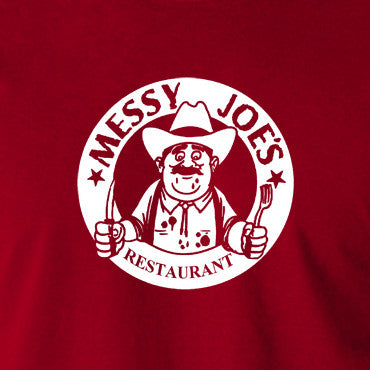 IT Crowd - Messy Joe's Restaurant - Men's T Shirt