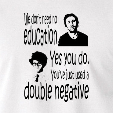IT Crowd - We Don't Need No Education - Men's T Shirt