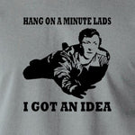 The Italian Job - Charlie, Hang On A Minute Lads - Men's T Shirt