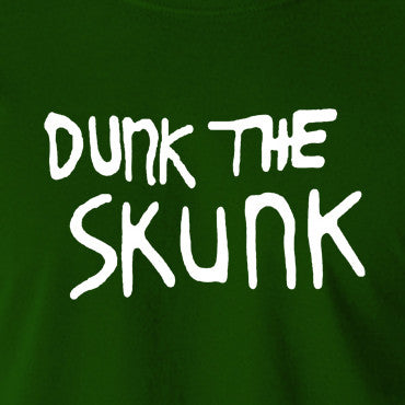 The Last Man On Earth - Dunk the Skunk - Men's T Shirt