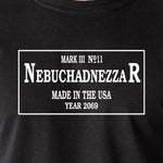 The Matrix - The Nebuchadnezzar Plate - Men's T Shirt