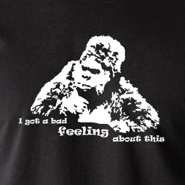 The Mighty Boosh - Bollo, I Got a Bad Feeling About This - Men's T Shirt