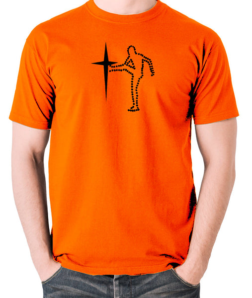 The Old Grey Whistle Test - Starkicker - Men's T Shirt - orange