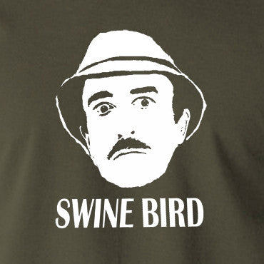 The Pink Panther - Inspector Clouseau, Swine Bird - Men's T Shirt