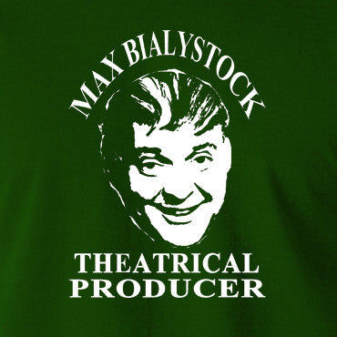 The Producers - Max Bialystock, Theatrical Producer - Men's T Shirt
