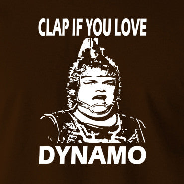 The Running Man - Clap If You Love Dynamo - Men's T Shirt