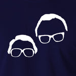 The Two Ronnies - It's Goodnight From Me And It's Goodnight From Him - Men's T Shirt