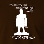 The Wicker Man - Time To Keep Your Appointment - Men's T Shirt