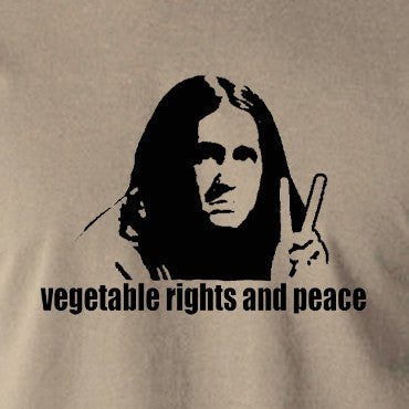 The Young Ones - Neil Vegetable Rights And Peace - Men's T Shirt