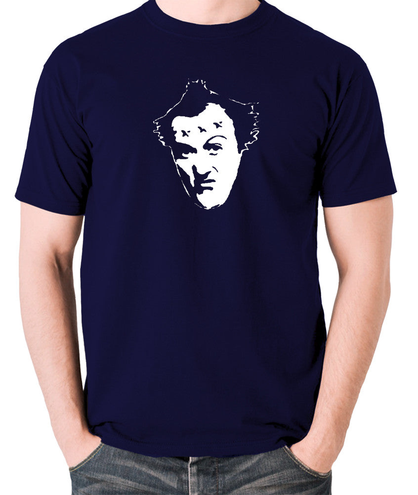 The Young Ones - Vyvyan - Men's T Shirt - navy