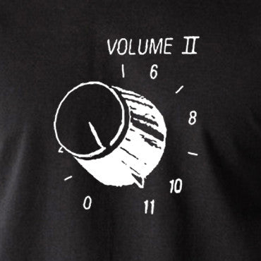 This Is Spinal Tap - Up To Eleven - Men's T Shirt