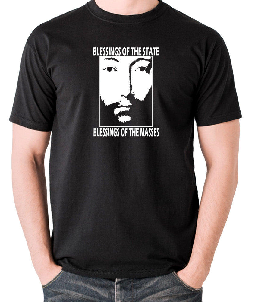 THX 1138 - Blessings Of The State - Men's T Shirt - black