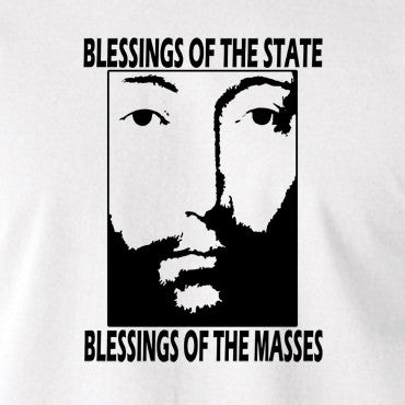 THX 1138 - Blessings Of The State - Men's T Shirt