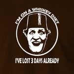 Tommy Cooper - I'm on a Whiskey Diet, I've Lost Three Days Already - Men's T Shirt