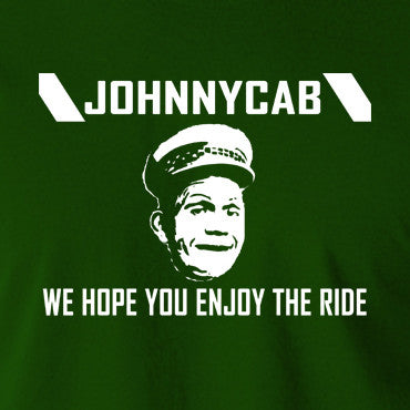 Total Recall - Johnnycab We Hope You Enjoy The Ride - Men's T Shirt