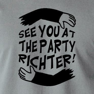 Total Recall - See You at the Party Richter - Men's T Shirt