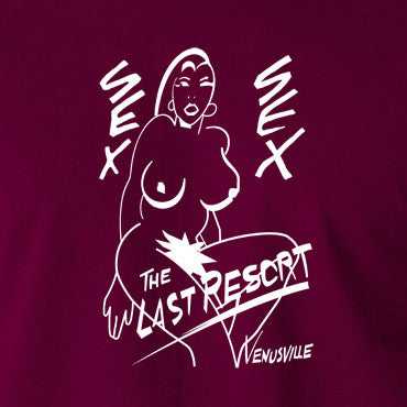 Total Recall - The Last Resort Poster, Venusville - Men's T Shirt