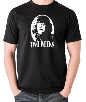 Total Recall - Two Weeks - Men's T Shirt - black