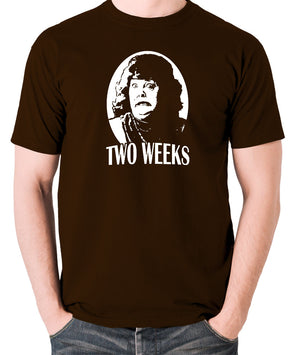 Total Recall - Two Weeks - Men's T Shirt - chocolate