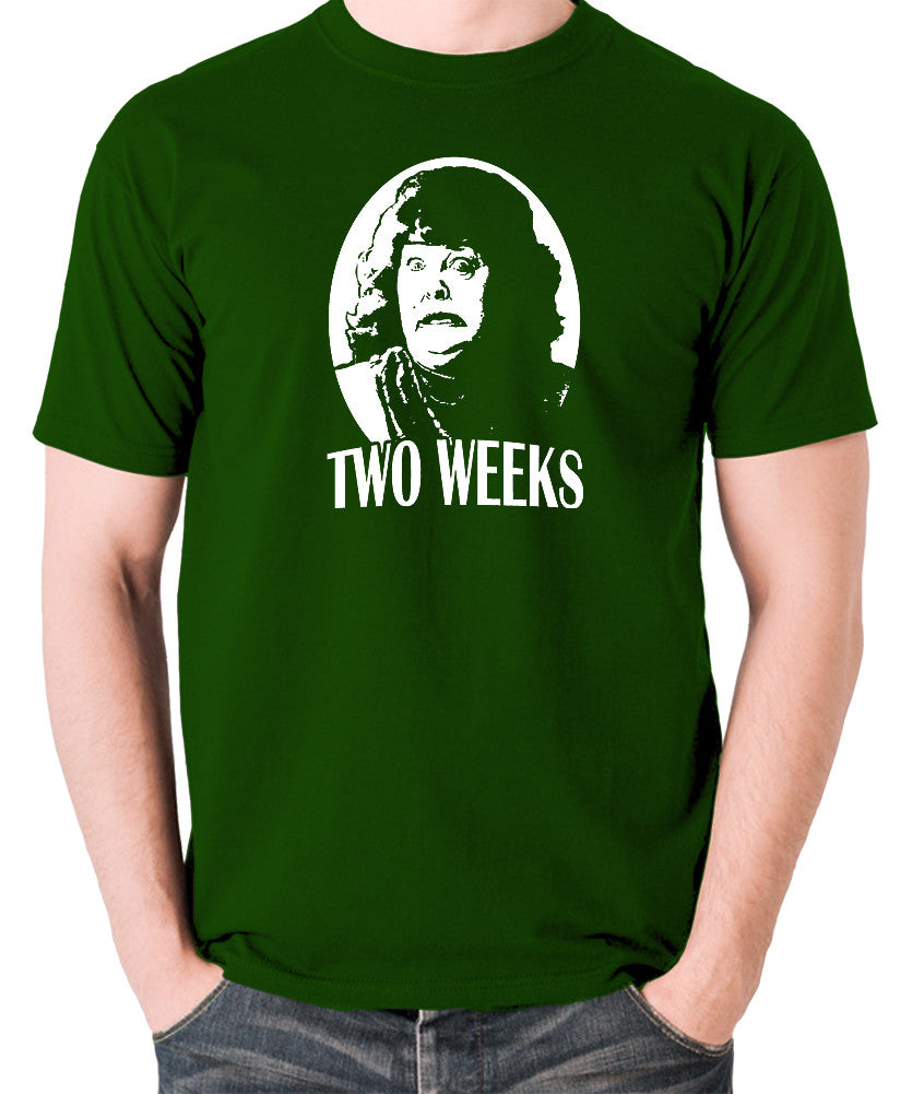 Total Recall - Two Weeks - Men's T Shirt - green