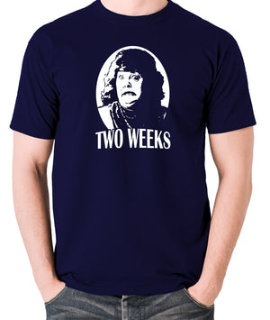 Total Recall - Two Weeks - Men's T Shirt - navy