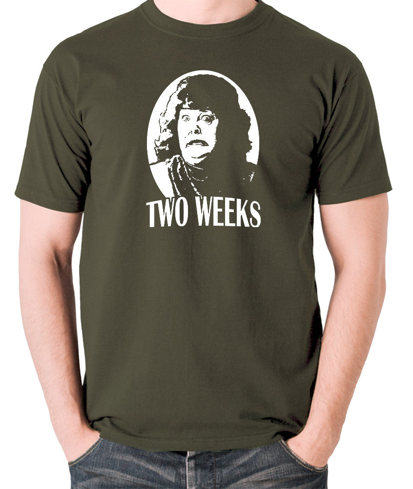Total Recall - Two Weeks - Men's T Shirt - olive