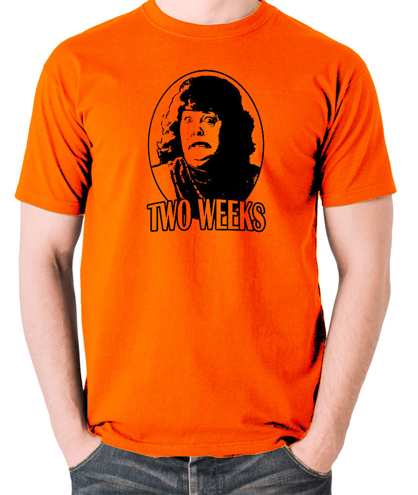 Total Recall - Two Weeks - Men's T Shirt - orange