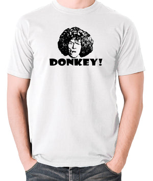 The Smell of Reeves and Mortimer - Uncle Peter, Donkey - Men's T Shirt - white