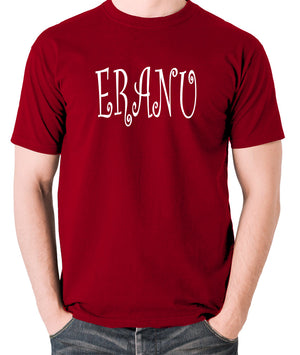 Shooting Stars - Eranu - Men's T Shirt - brick red