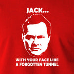 Shooting Stars - Jack Dee, Forgotten Tunnel - Men's T Shirt