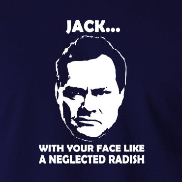 Shooting Stars - Jack Dee, Neglected Radish - Men's T Shirt