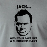 Shooting Stars - Jack Dee, Sundried Fart - Men's T Shirt