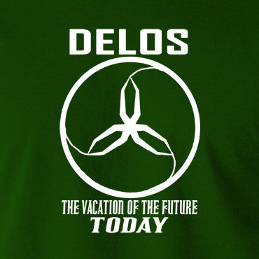 Westworld - Delos,  The Vacation Of The Future Today - Men's T Shirt