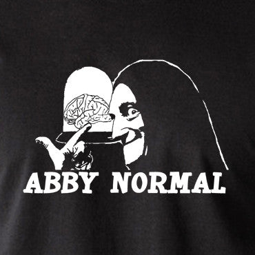Young Frankenstein - Igor, Abby Normal - Men's T Shirt