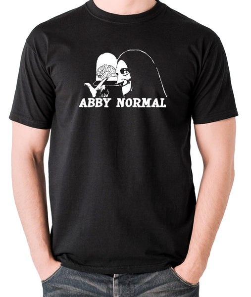 Young Frankenstein - Igor, Abby Normal - Men's T Shirt - black